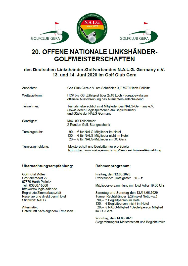 Pakat 26.offnene Nationale Meisterschaft 2020 V2